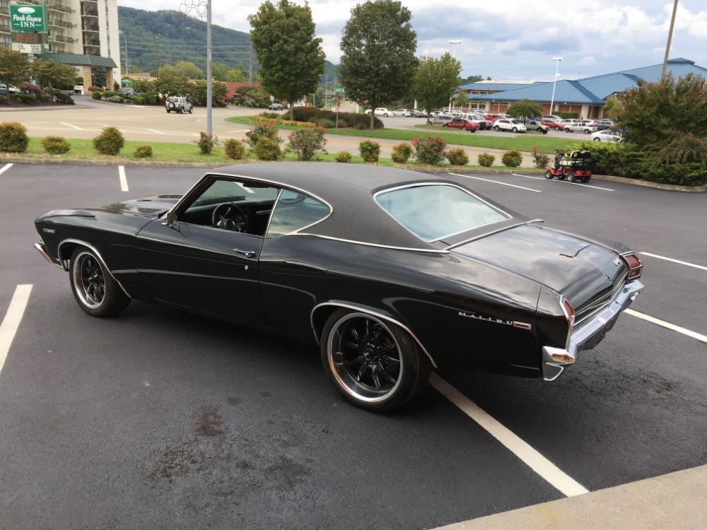 Used 1969 Chevrolet Chevelle -TRIPLE BLACK-PRO TOURING STYLE- | Mundelein, IL