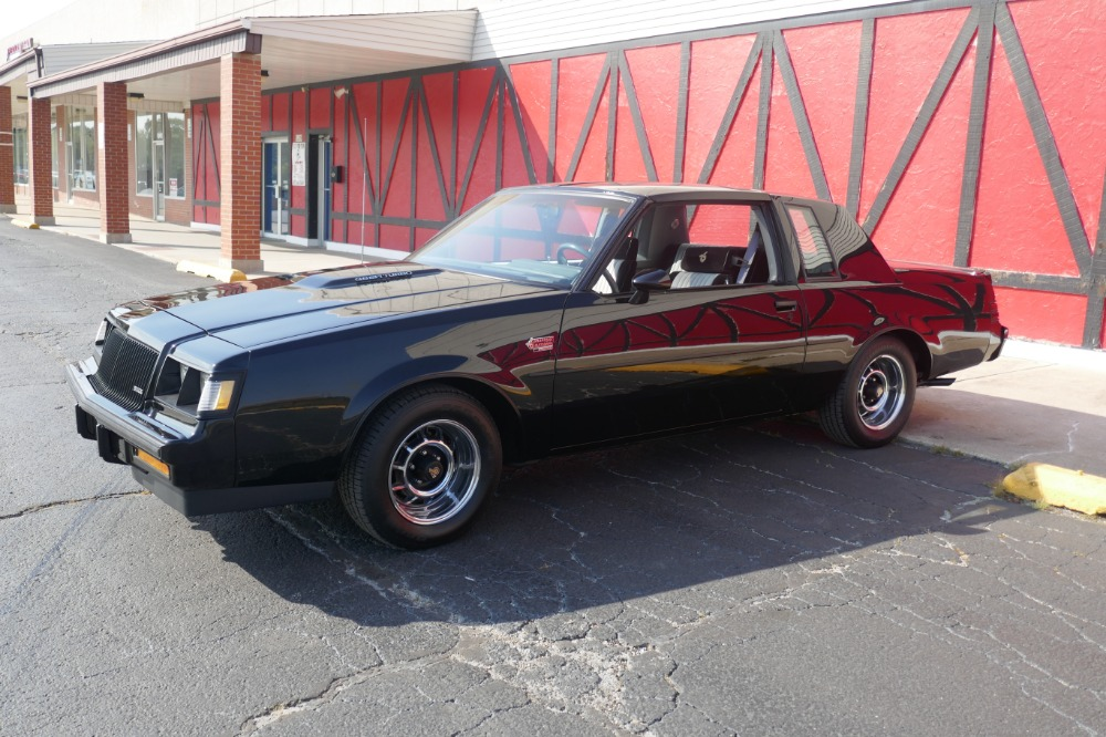 Used 1987 Buick Grand National -ONE OWNER WITH 44k MILES -T-TOPS- SEE VIDEO | Mundelein, IL