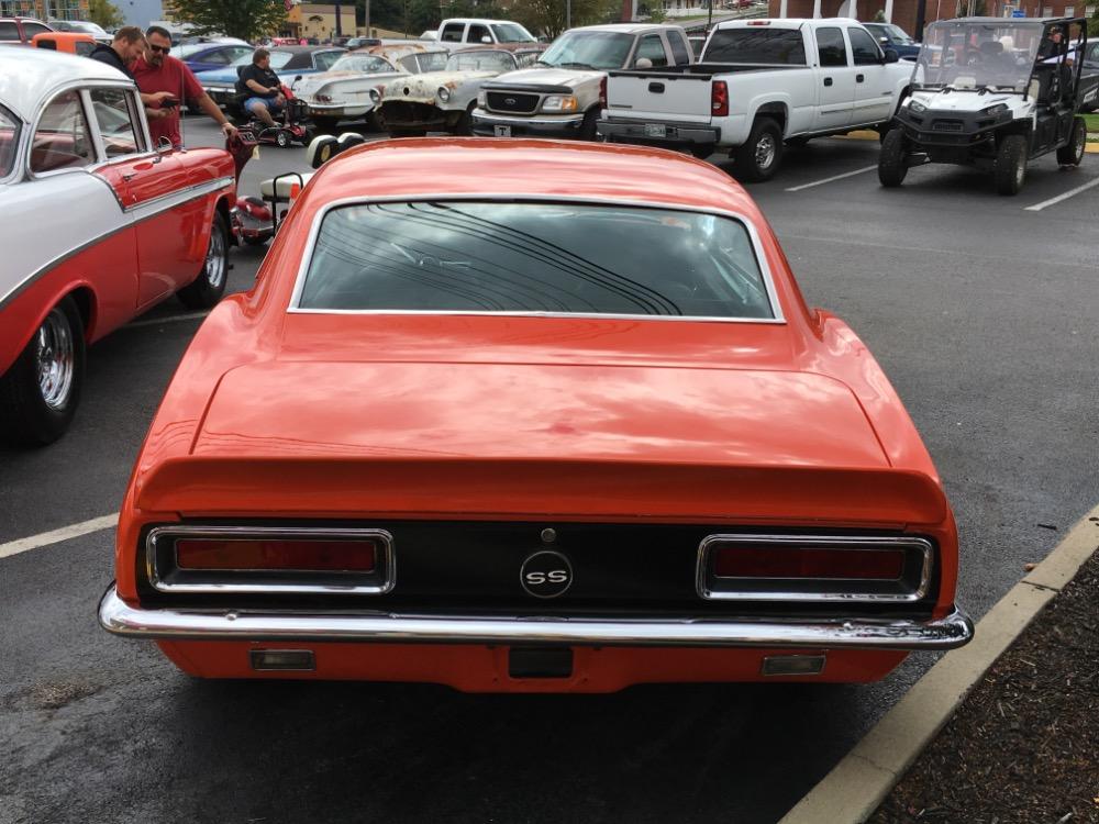 Used 1967 Chevrolet Camaro RS/SS396-ROTISSERIE RESTORED-Hugger Orange-SEE VIDEO | Mundelein, IL