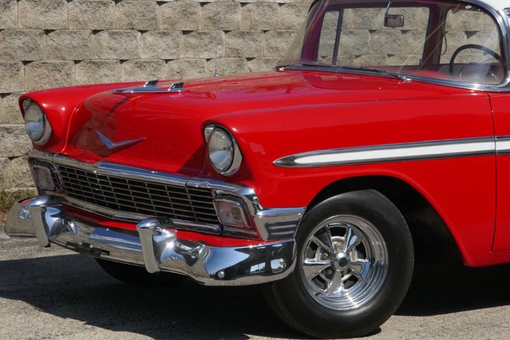 Used 1956 Chevrolet Bel Air -RESTORED SOUTHERN BEL AIR TRI FIVE- GREAT CONDITION-SEE VIDEO | Mundelein, IL