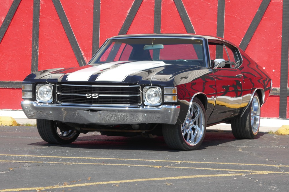 Chevy Chevelle 2016 >> 1971 Chevrolet Chevelle Ss454 Restored In 2016 Pro Touring