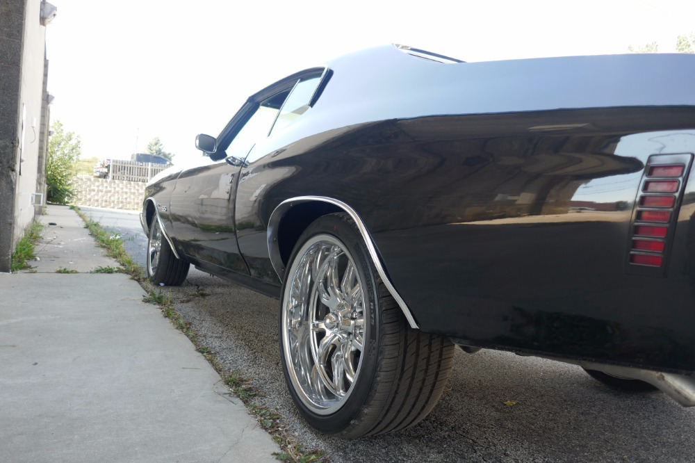 Used 1971 Chevrolet Chevelle -SS454-RESTORED IN 2016-PRO TOURING LOOK-SEE VIDEO | Mundelein, IL