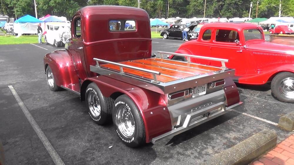 Custom Pickup Trucks >> 1947 Ford F100 Custom Pickup Truck 327 Bored 30 Over 350