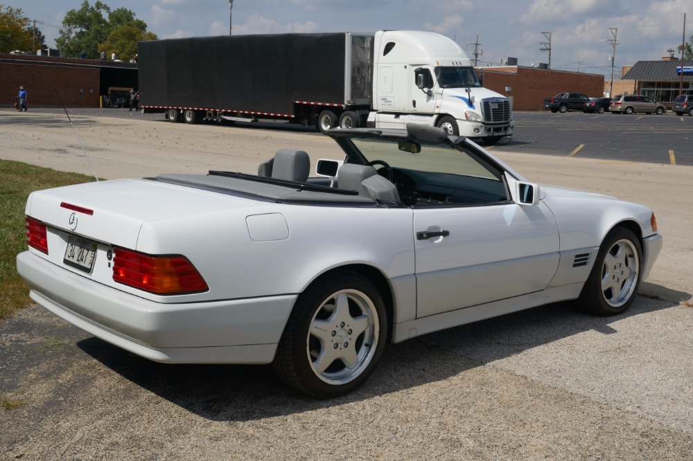 Used 1992 Mercedes Benz 300 SL -LOADED-CONVERTIBLE - EXCELLENT CONDITION 96k Miles- SEE VIDEO | Mundelein, IL