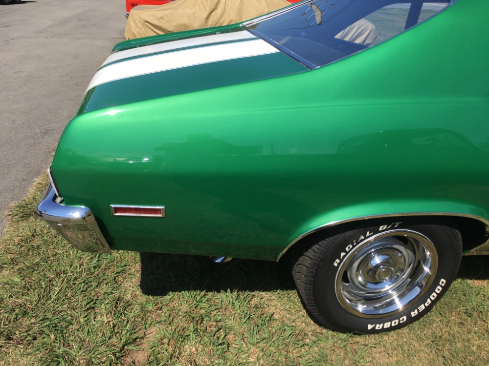 Used 1972 Chevrolet Nova -SS TRIM-RALLY GREEN-SOUTHERN MUSCLE CAR-FREE DELIVERY - SEE VIDEO   Mundelein, IL