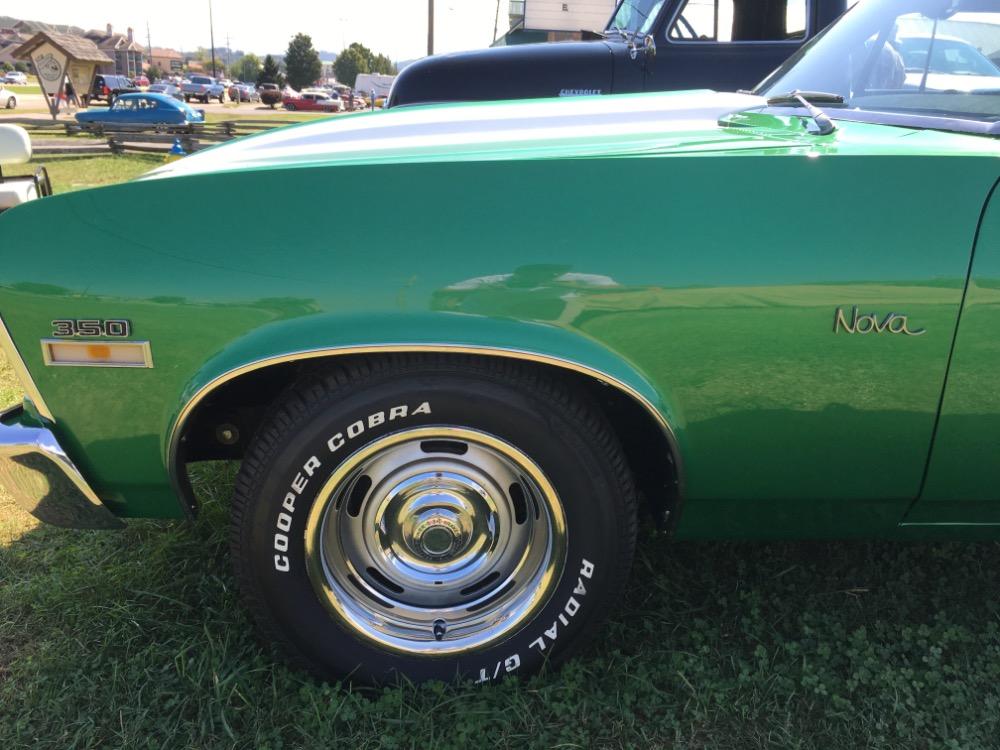 1972 Chevrolet Nova -SS TRIM-RALLY GREEN-SOUTHERN MUSCLE CAR-FREE ...