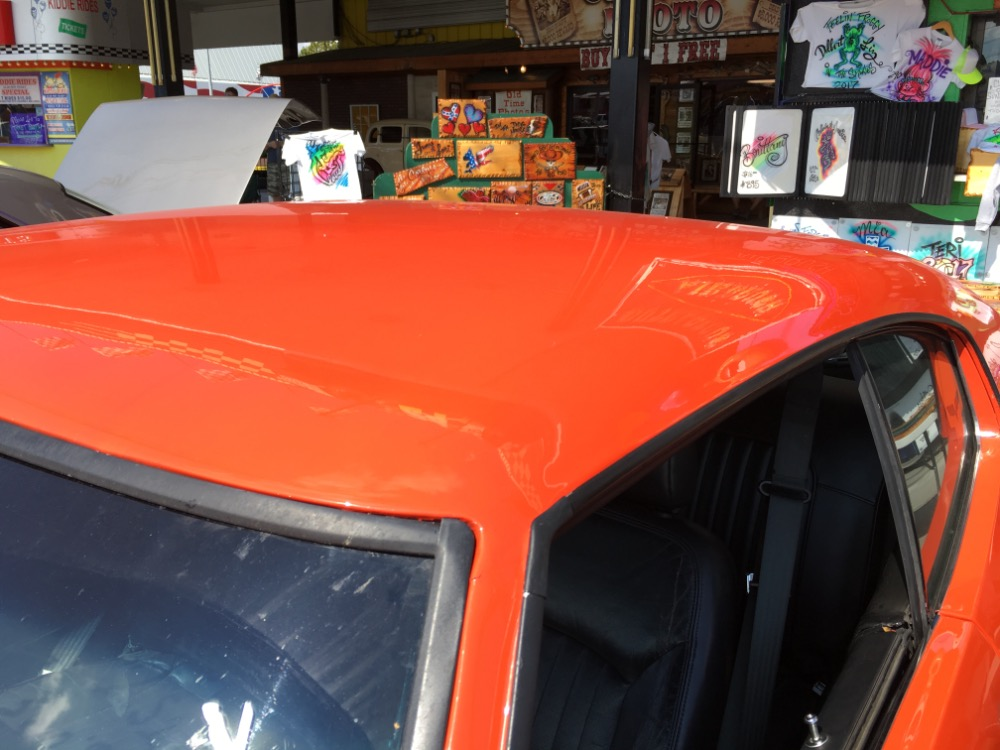 Used 1971 Chevrolet Chevelle -PRO TOURING WITH LS1-SICK AND TWISTED-HUGGER ORANGE-FREE DELIVERY- | Mundelein, IL
