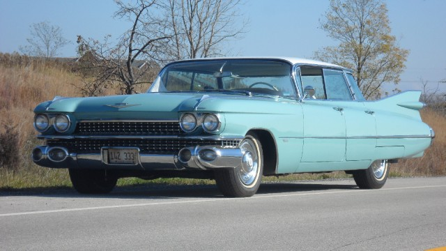 Used 1959 Cadillac Model 62 SEE  VIDEO | Mundelein, IL