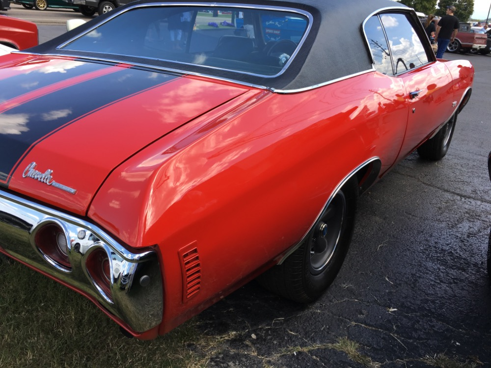 Used 1972 Chevrolet Chevelle -SS-NICE RED PAINT-DRIVER QUALITY-FREE DELIVERY | Mundelein, IL