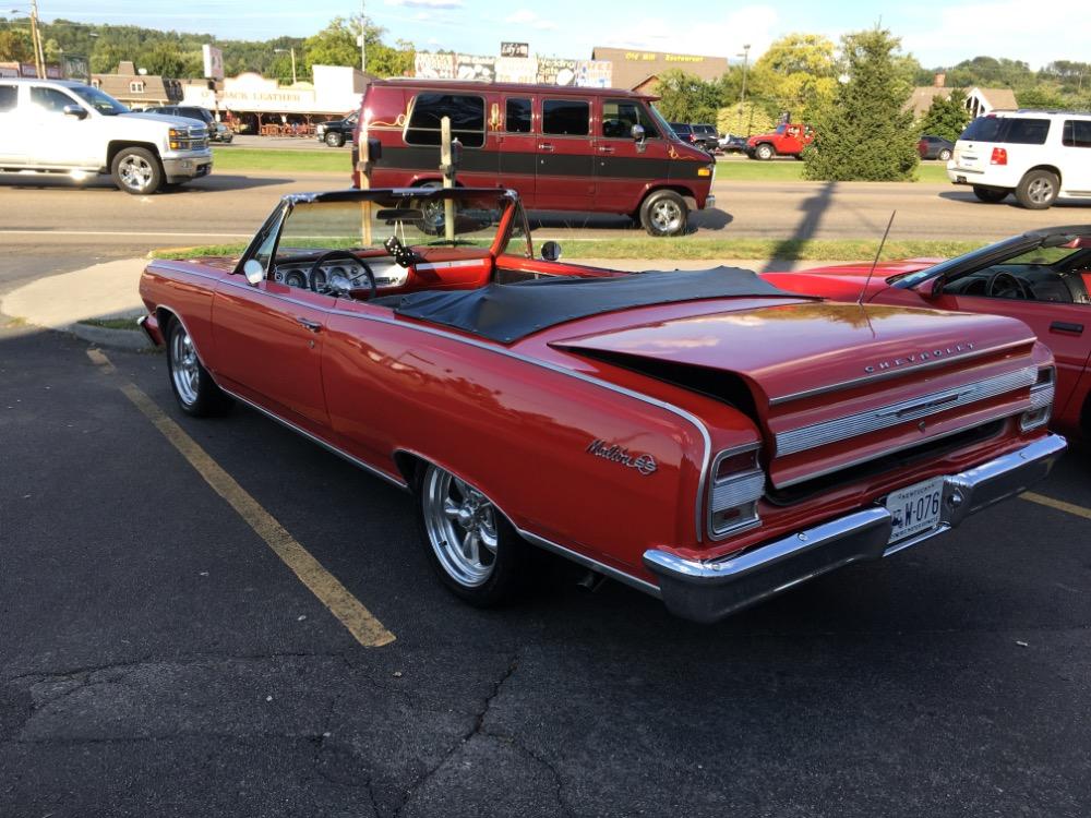 Used 1964 Chevrolet Chevelle -MALIBU SS- FUN CONVERTIBLE CAR-FREE DELIVERY- | Mundelein, IL