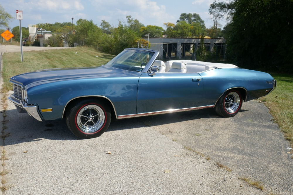 Used 1970 Buick Skylark Beautiful Meticulously Maintained Diplomat Blue Convertible See Video