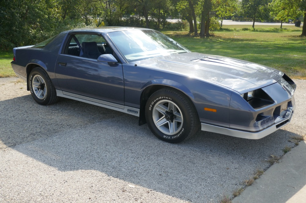 Used 1983 Chevrolet Camaro -Z28- CLEAN COUPE- LOW 26k MILES- T-TOPS- SEE VIDEO | Mundelein, IL