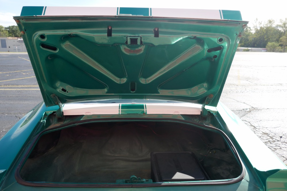 Used 1972 Chevrolet Camaro -SPLIT BUMPER - 454 -RALLEY GREEN - SOLID MUSCLE CAR- SEE VIDEO   Mundelein, IL