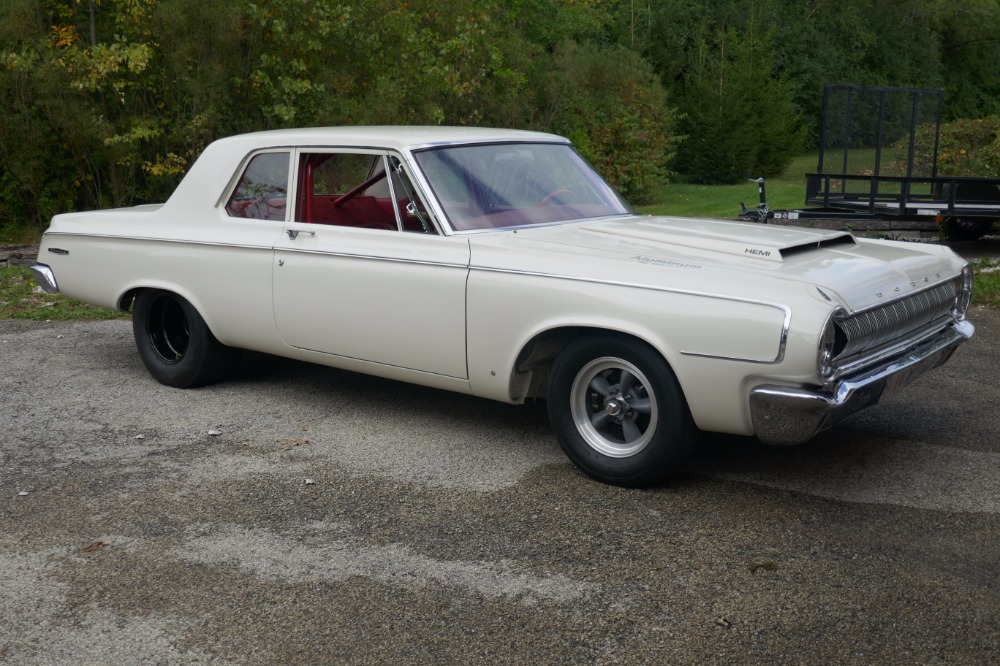 1964 Dodge 330 Hemi Super Stock Stage Iii Factory Light