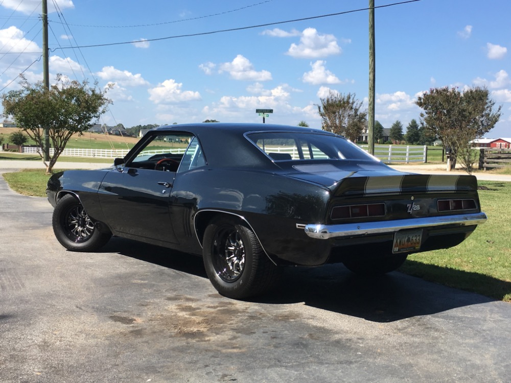 Used 1969 Chevrolet Camaro -X44 CODE-BIG BLOCK 502-FULLY RECENT RESTORATION - PRO TOURING-SEE VIDEO | Mundelein, IL