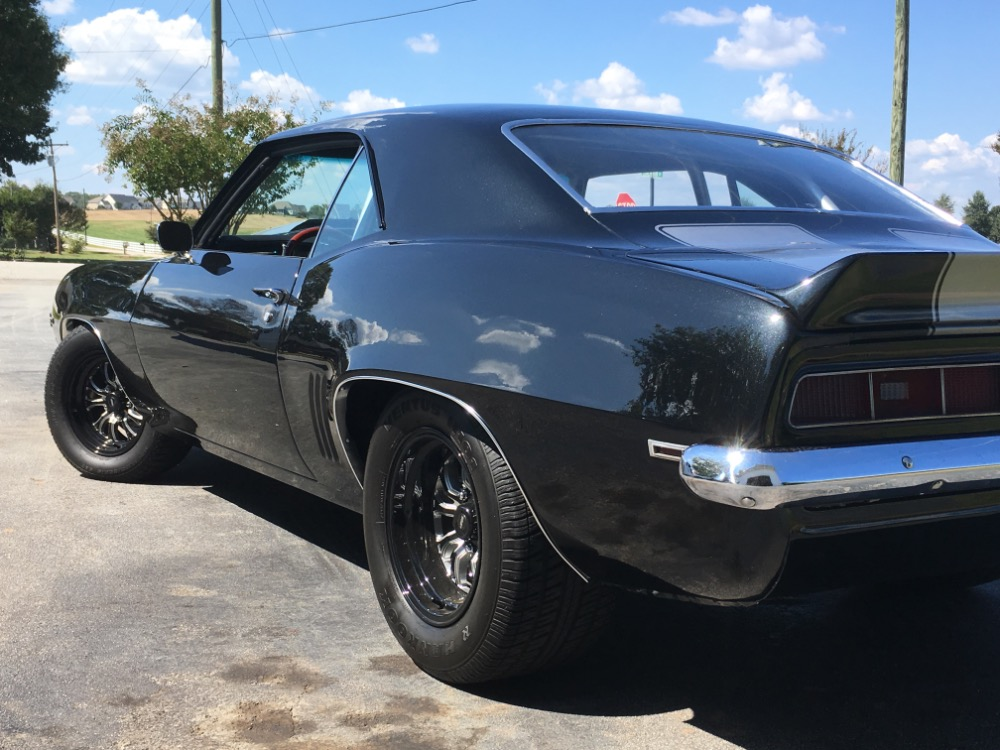 1969 Chevrolet Camaro X44 Code Big Block 502 Fully Recent
