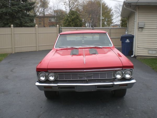 Used 1966 Chevrolet Chevelle Malibu-BLOWOUT PRICE! | Mundelein, IL