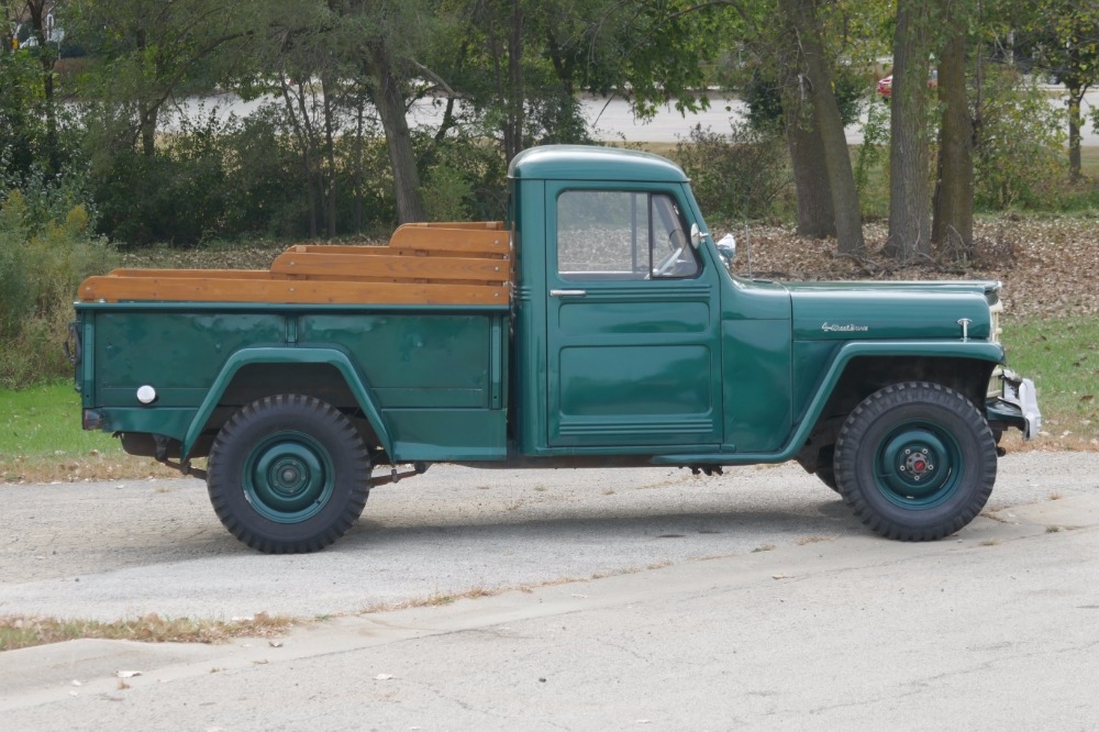 1953 willys pick up wiring schematic 1953 willys pickup classic pick up see video stock 10537cv for  1953 willys pickup classic pick up