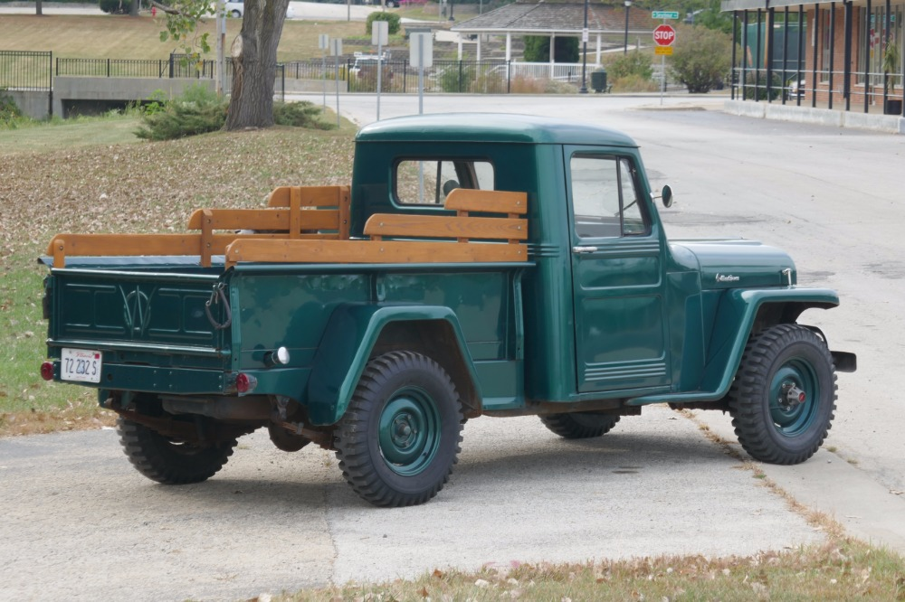 1953 Willys Pickup -CLASSIC PICK UP- SEE VIDEO Stock # 10537CV for ...