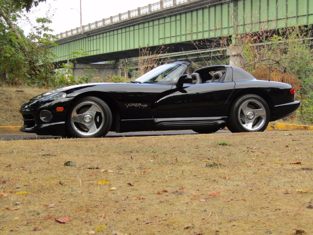 Used 1993 Dodge Viper -RT/ 10- CLEAN CARFAX- 30100 ORIGINAL MILES - | Mundelein, IL