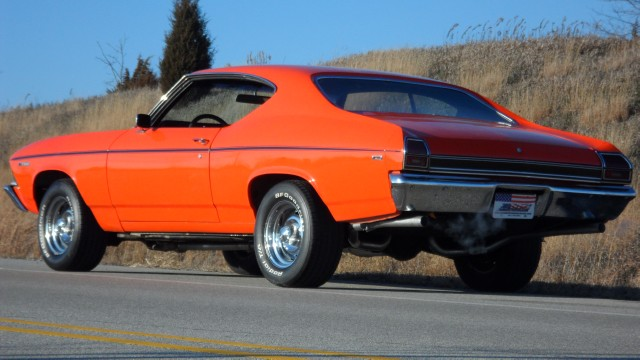 Used 1969 Chevrolet Chevelle SS-Recreation-SEE Video-Original Bill of Sale | Mundelein, IL