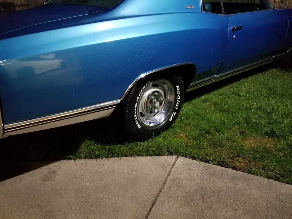 Used 1972 Chevrolet Monte Carlo -CLEAN AND AFFORDABLE CLASSIC CAR WITH AIR CONDITIONING- | Mundelein, IL