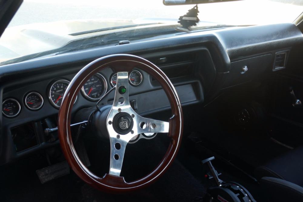Used 1970 Chevrolet Chevelle -BIG BLOCK 502-PUMP GAS STREET MACHINE-VERY FAST CAR- | Mundelein, IL