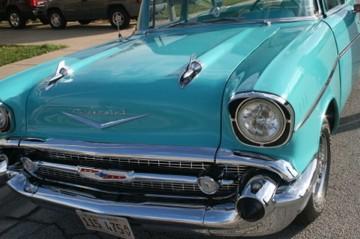 Used 1957 Chevrolet Chevy Bel Air-Restored MINT! | Mundelein, IL
