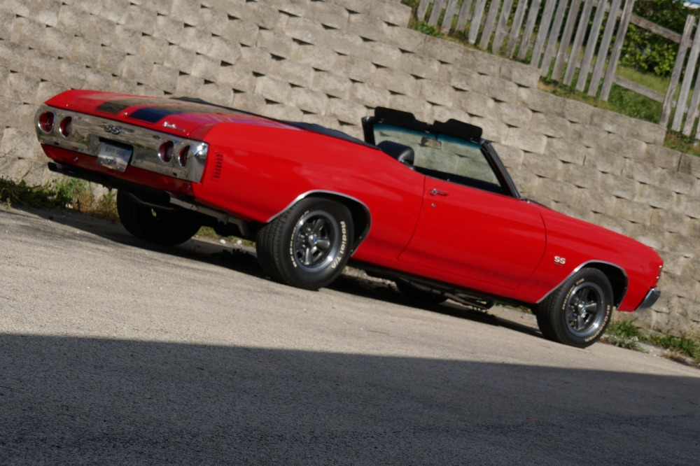 Used 1971 Chevrolet Chevelle -SS454/LS6 SPECS-FRAME OFF HIGH END RESTORATION-SEE VIDEO | Mundelein, IL