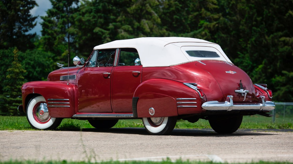 Used 1941 Cadillac Series 62 -ONLY 400 BUILT IN 1941-VERY RARE COLLECTABLE EDITION- | Mundelein, IL