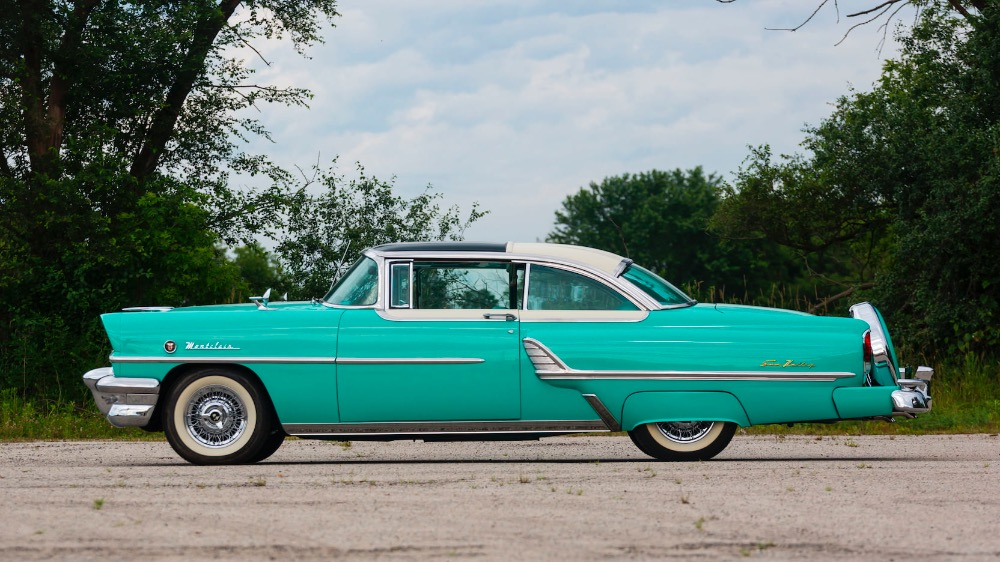 Used 1955 Mercury Montclair Sun Valley -1 of 1787 produced in 1955-COLLECTABLE CLASSIC- | Mundelein, IL