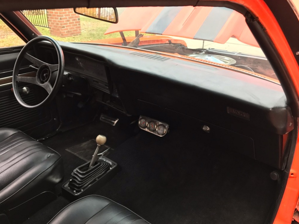 Used 1972 Chevrolet Nova -YENKO CLONE-HUGGER ORANGE-VERY RELIABLE-READY FOR CAR SHOWS! | Mundelein, IL