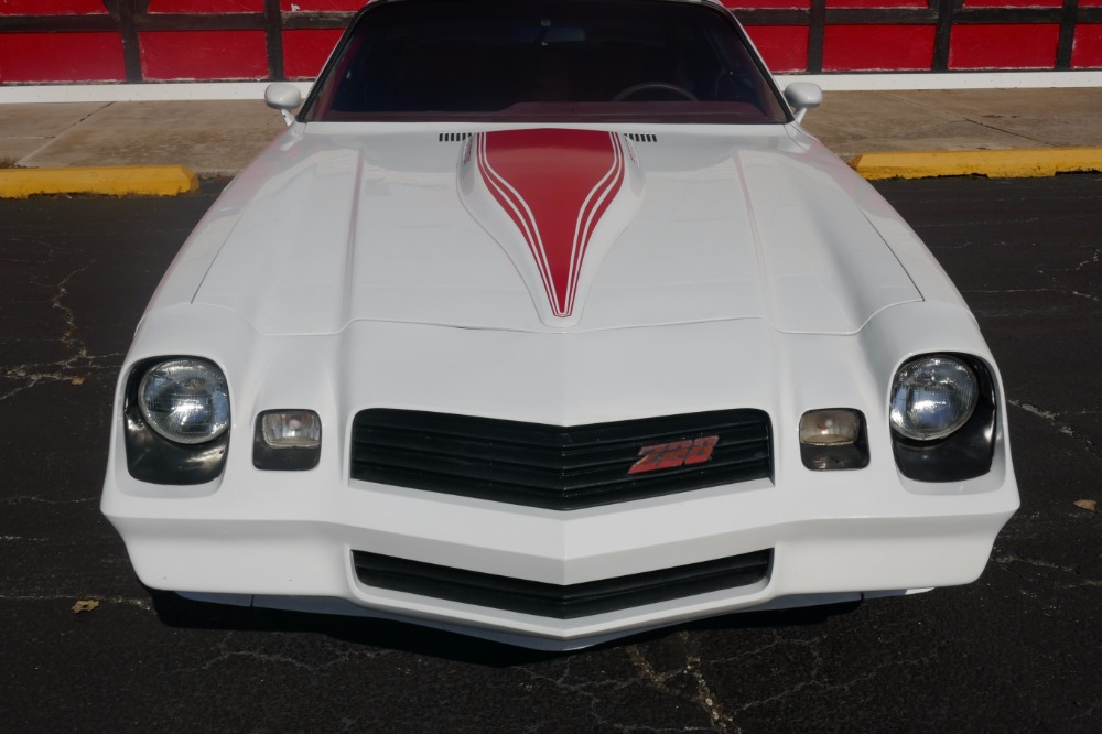 Used 1980 Chevrolet Camaro -Z/28 Trim- RELIABLE CAR WITH T TOPS-AFFORDABLE CLASSIC- SEE VIDEO | Mundelein, IL