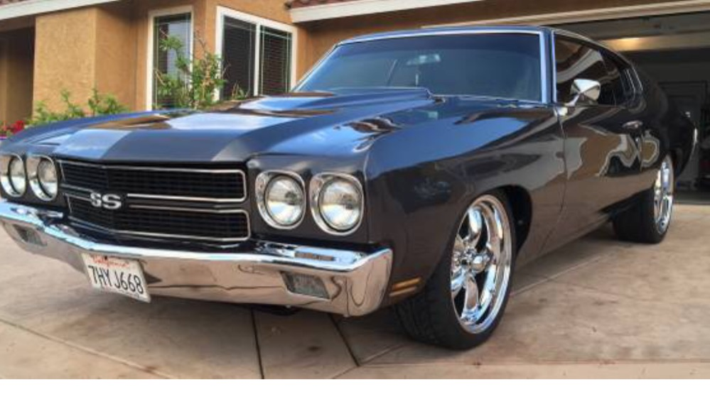 Used 1970 Chevrolet Chevelle -PRO TOURING CALIFORNIA CAR-BIG BLOCK-HOTCHKIS SET UP | Mundelein, IL