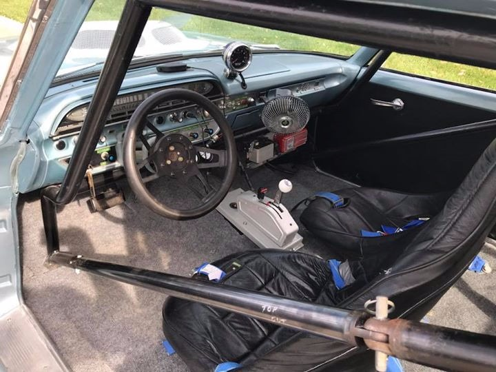 Used 1961 Ford Fairlane -500-PRO STREET- 460 BIG BLOCK V8- | Mundelein, IL