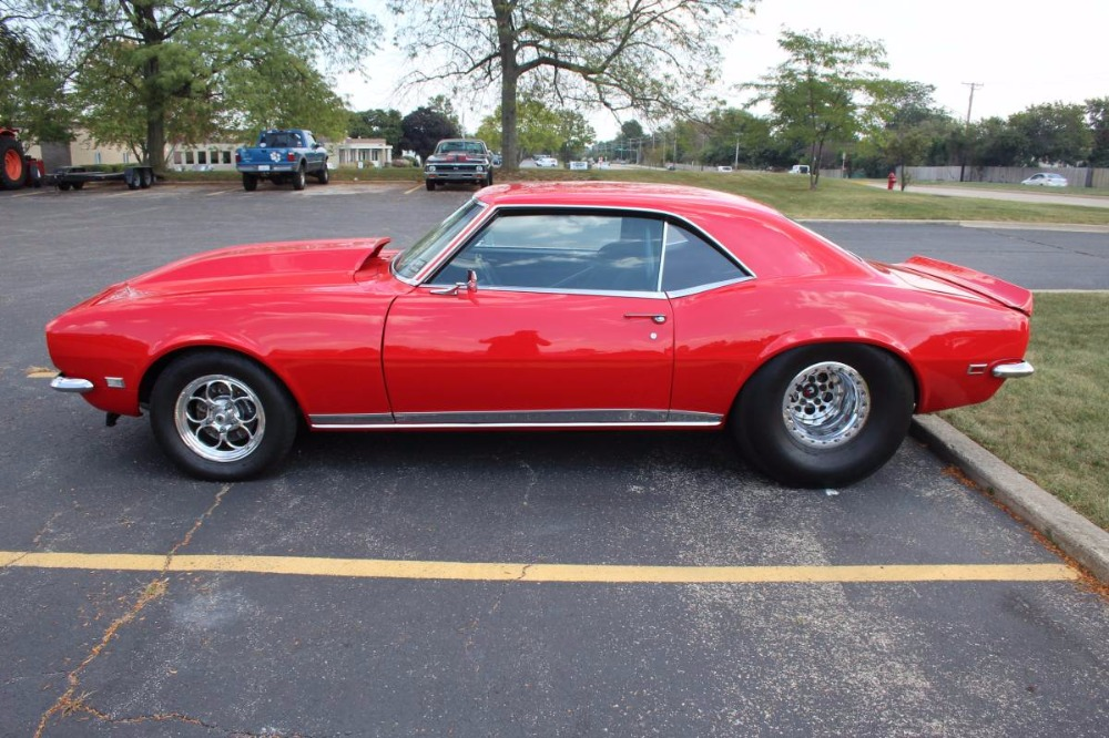 Used 1968 Chevrolet Camaro -FAST TIMES BUILT 598 BIG BLOCK CHEVY DART FUEL INJECTED- PRO-STREET | Mundelein, IL