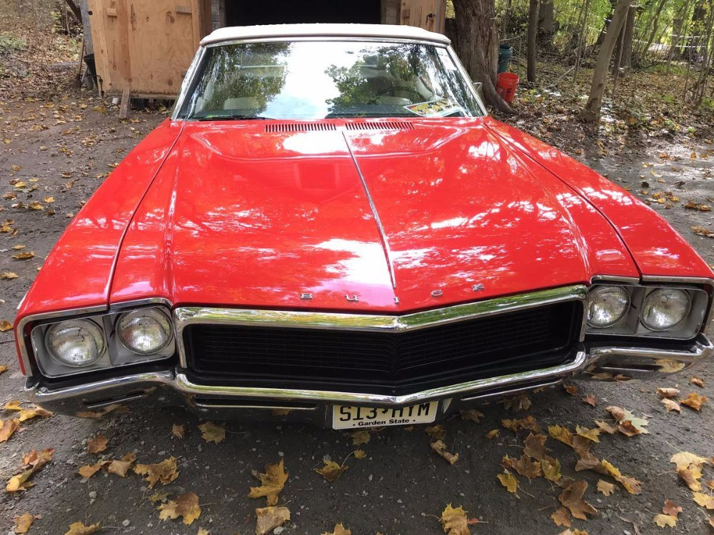 Used 1968 Buick Skylark -CUSTOM CONVERTIBLE- | Mundelein, IL