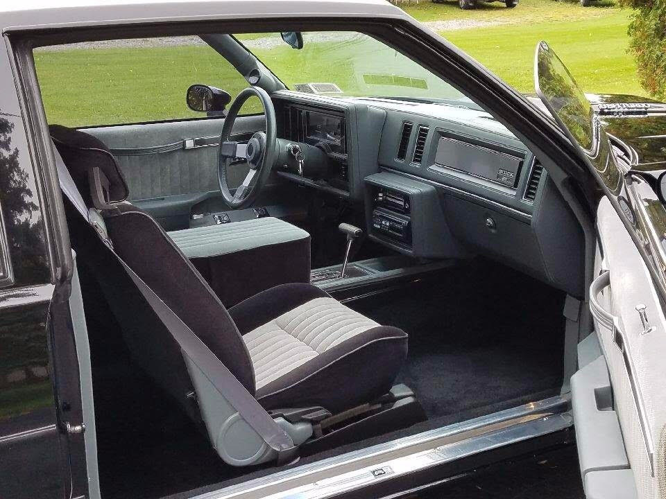 Used 1987 Buick Grand National -ONE OWNER-ORIGINAL PAINT-BONE STOCK-UNMOLESTED-ONLY 26K MILES- | Mundelein, IL