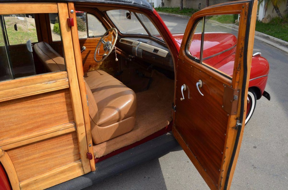 Used 1941 Ford Station wagon -DELUXE- MODEL-RARE OLDER RESTORATION-NO RUST- | Mundelein, IL