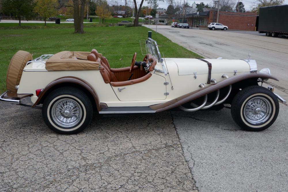Used 1983 Mercedes Benz Gazelle -FIBERGLASS BODY- ROADSTER CONVERTIBLE- SEE VIDEO | Mundelein, IL