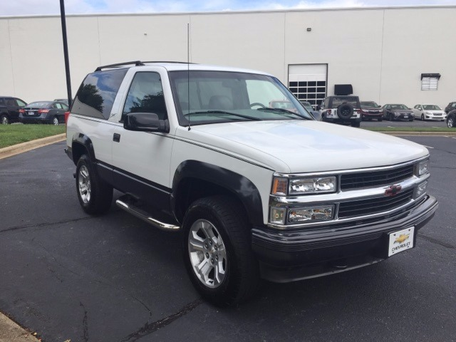 Used 1998 Chevrolet Tahoe -4 WHEEL DRIVE SUV-LEATHER INTERIOR-FROM NORTH CAROLINA-CLEAN CLEAN- | Mundelein, IL