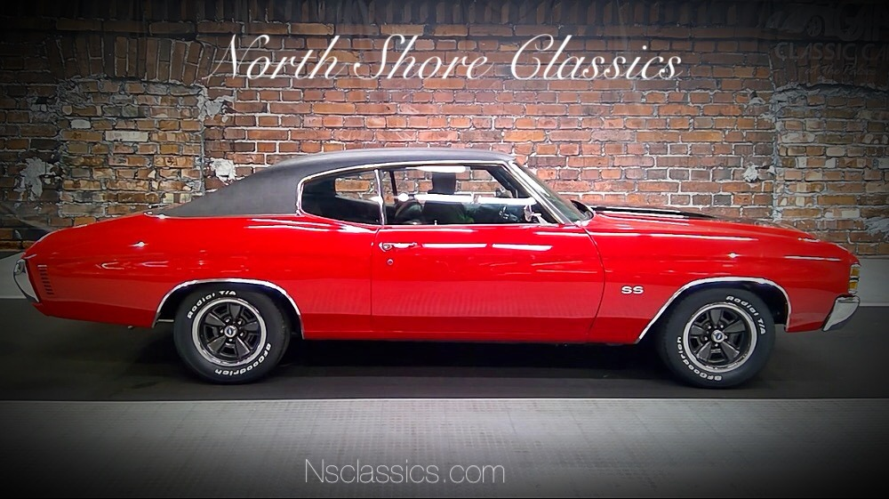 Used 1971 Chevrolet Chevelle -350 CID 5.7L-FROM NORTH CAROLINA-SUPER CLEAN RESTORED- SEE VIDEO | Mundelein, IL