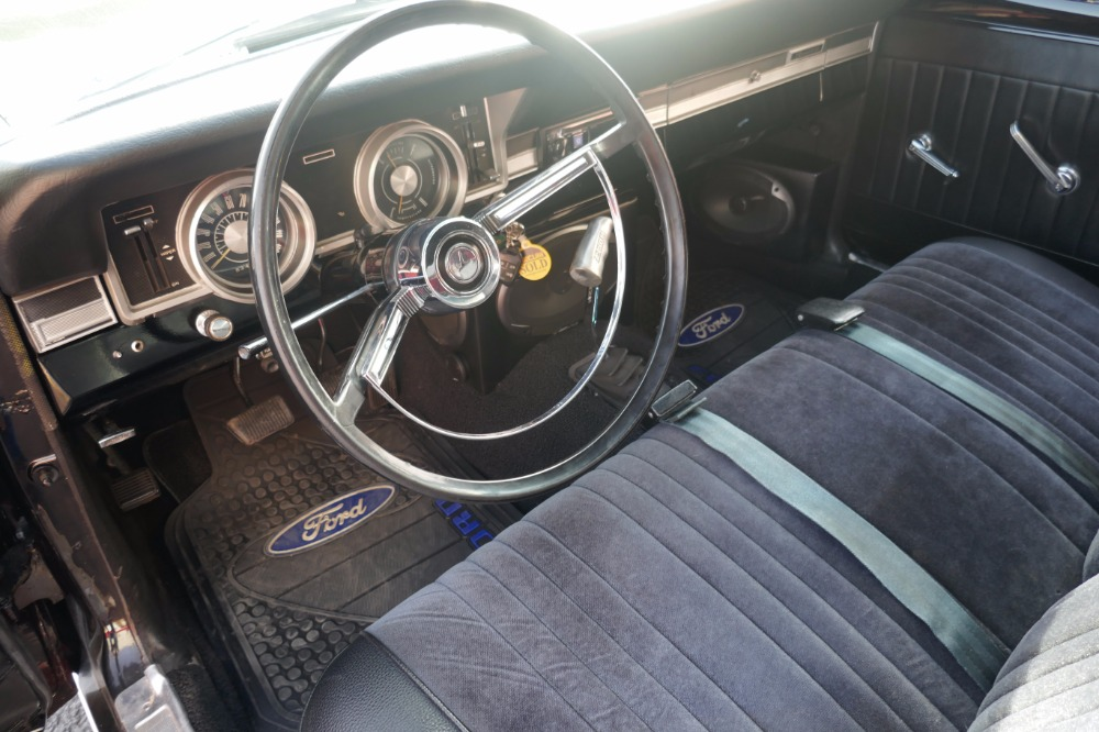 1966 Ford Ranchero Interior