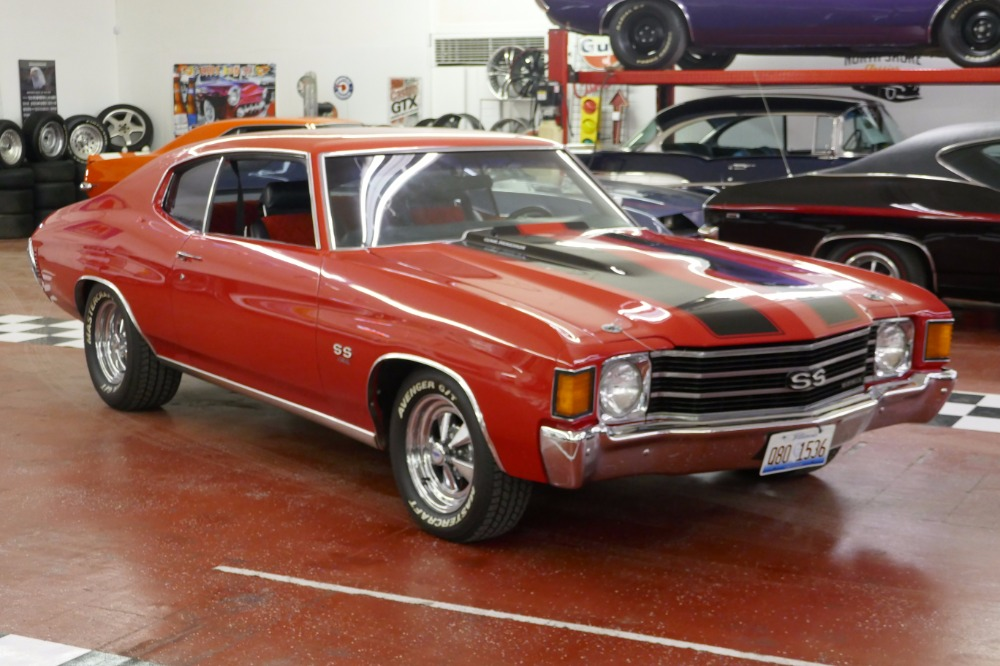 Used 1972 Chevrolet Chevelle -454/400 TURBO AUTOMATIC- SEE VIDEO | Mundelein, IL