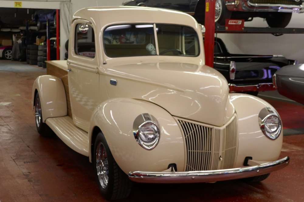 1941 Ford Pickup -CLASSIC TRUCK- CUSTOM WOOD BED- SEE VIDEO Stock ...