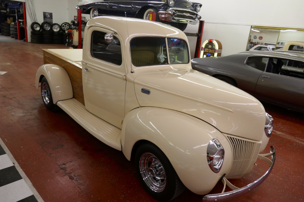 1941 Ford Pickup -PRICE DROP-CLASSIC TRUCK- CUSTOM WOOD BED- SEE ...