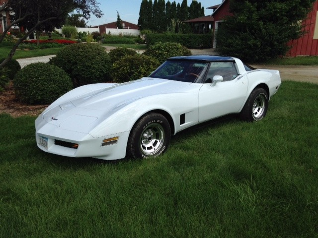 Used 1980 Chevrolet Corvette -C3 - NUMBERS MATCHING STINGRAY - 200R4 AUTOMATIC | Mundelein, IL