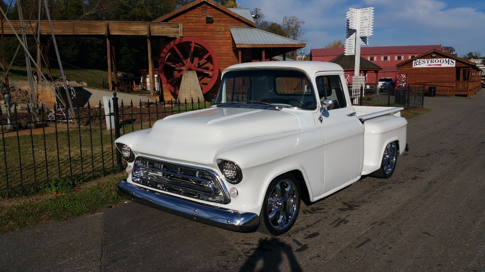 1957 Chevrolet 3100 -WOW-BIG BLOCK 454-RESTORED SOUTHERN CLASSIC ...