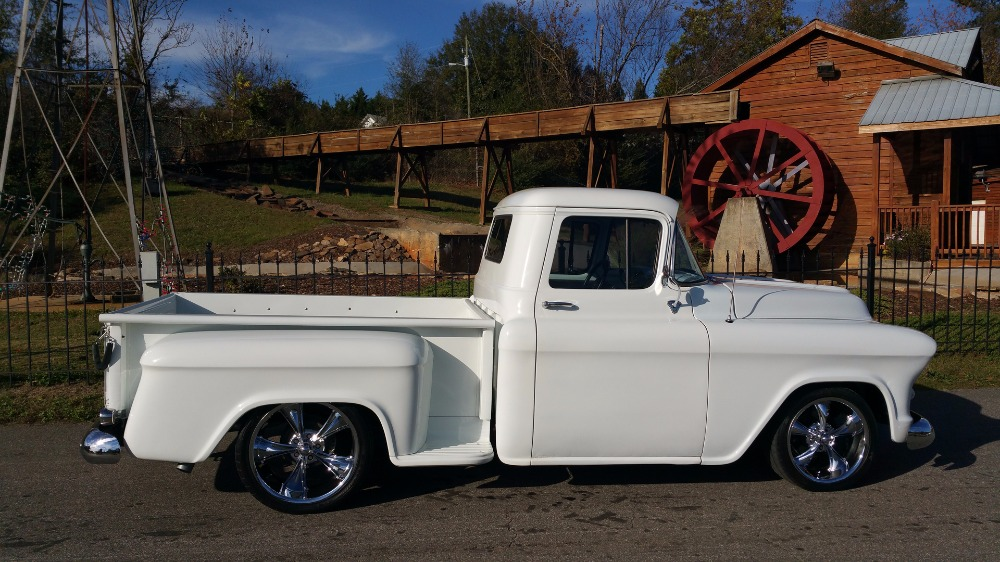 Used 1957 Chevrolet 3100 -WOW-BIG BLOCK 454-RESTORED SOUTHERN CLASSIC PICKUP-GREAT CONDITION- | Mundelein, IL