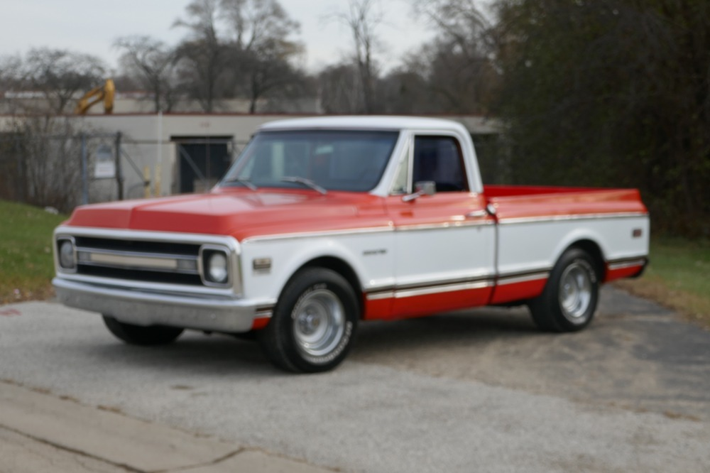 Used 1970 Chevrolet Pickup -C10- SHORTBED-RESTORED CONDITION- SEE VIDEO | Mundelein, IL